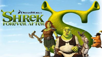 بازی جدید Shrek Forever After- The Mobile Game